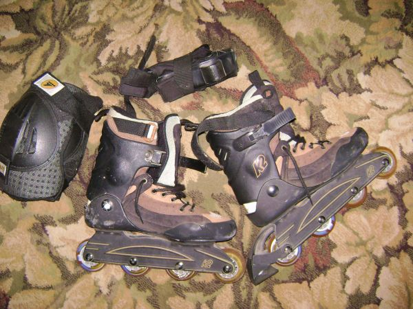 K2 Rollerblades Wms sz 9 - $15 (1960 and Jones)