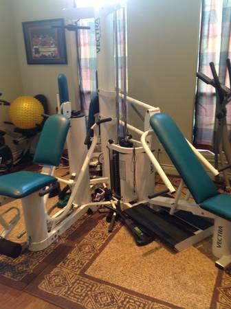 Vectra On Line 1800 Exercise Station - $1200 (Cypress)