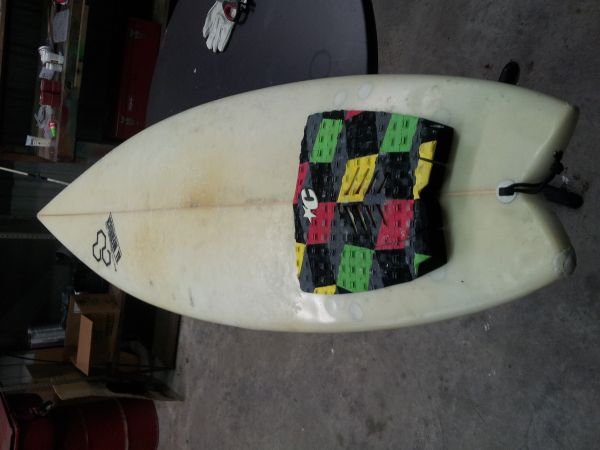 64 K-Small Channel Island Surfboard $140 - $140 (Pearland)