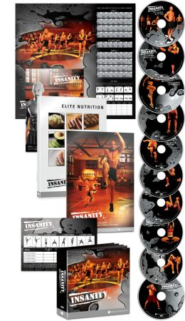 workout dvd collection-Insanityothers - $25 (Houston)