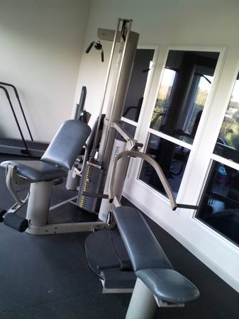 COMPLETE IN HOME GYM - $1500 (houston)