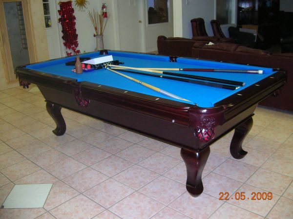 BRAND NEW POOL TABLE KING PHILIPE - $1290 (HOUSTON 77032)