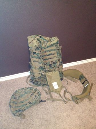 USMC ILBE Main Pack by ArcTeryx Propper - $99 (texas)