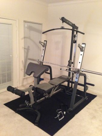 Impex Powerhouse Home Gym - $350 (North Houston)