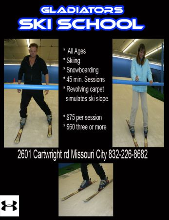 Ski And Snowboard Lessons (Houston)