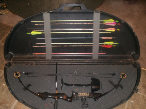 MARTIN LYNX MAGNUM BOW - $250 (PEARLAND)