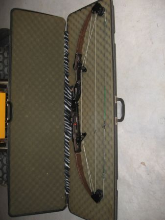 TRADE ARE SELL Bear Whitetail Compound Bow - $1 (NORTH HOUSTON)