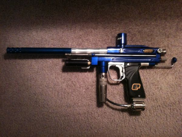 PAINTBALL WGP STO AUTOCOCKER E-BLADE - $225 (Katy)