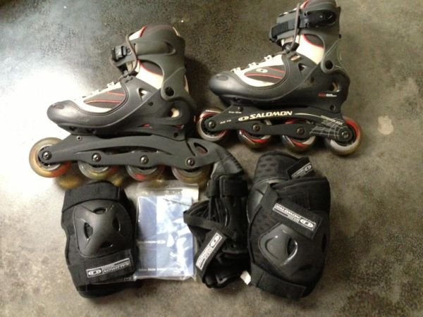 Inline skates Rollerblades - Womens - $40 (Heights)