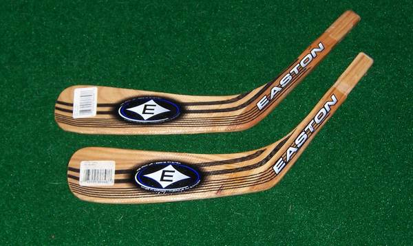 Easton Synergy Pro jr hockey (two)-blades Sakic-(new) - $15 (Katy)