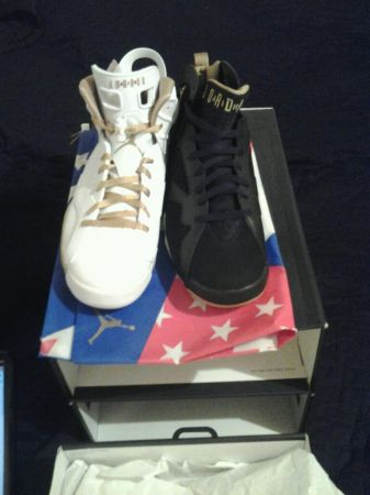 JORDAN HEAT sz 13 GMP DS - $350 (humble)