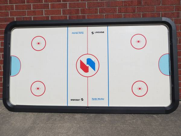 Sportcraft Turbo Air Hockey Table - $125 (Hwy 290 43rd St.)