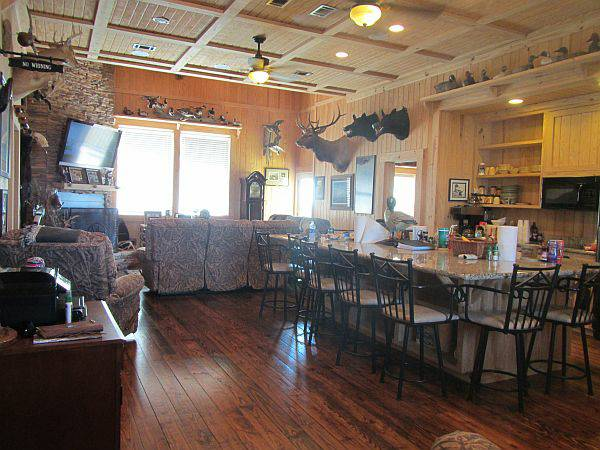 Man-cation, guided fishing, hunting and LoneStarWild - $495 (Chambers County, Tx)