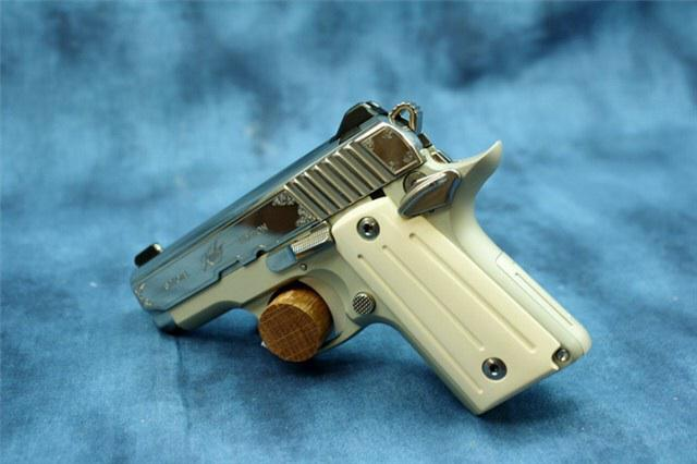 450  KIMBER MICRO DIAMOND 380 ACP Limited Edition