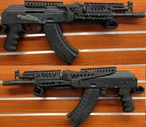 600  AK 47 guns ilable for sale