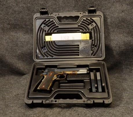 850  Turnbull 1911 - 1 of 22 Ever Made  45acp CH Frame