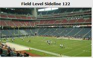 2 tickets Texans v Broncos LL Sec 122 Aisle Side Line w BLUE Paking - $275 (Galleria)