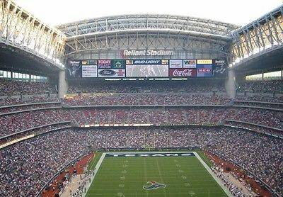 Houston Texans vs Oakland Raiders Chairman VIP tickets -free food - $165 (Reliant stadium Section 751 row Q)