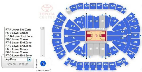 Houston Rockets Nets Pelicans Knicks Tickets Below Face Value - $1