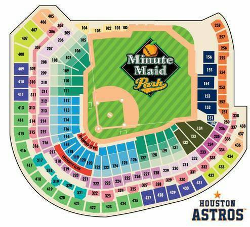 Astros vs. Yankees Dugout Seats 929 - $225 (Section 124 Astros Dugout)
