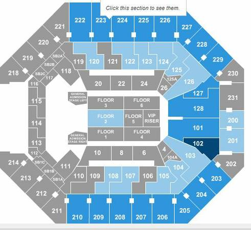 Floor Seats to see Drake in Concert San Antonio - $500 (San Antonio)