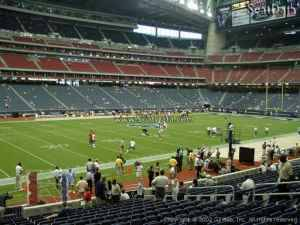 3 Tickets - Texans  Colts - Lower Level Sideline - Blue Parking - $1 (NW  Cypress)