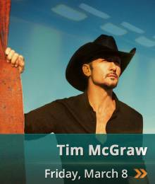 4 Tim McGraw Houston Rodeo Field Level Blue Parking Pass - $1 (129 130)