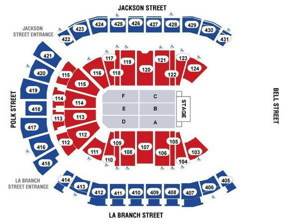 BRUNO MARS 815 Toyota Center section 414 up to 6 tickets - $140 (DowntownMidtown)
