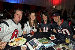 Texans vs Colts Churrascos Pre-Game Party  - $60 (ConroeThe Woodlands)
