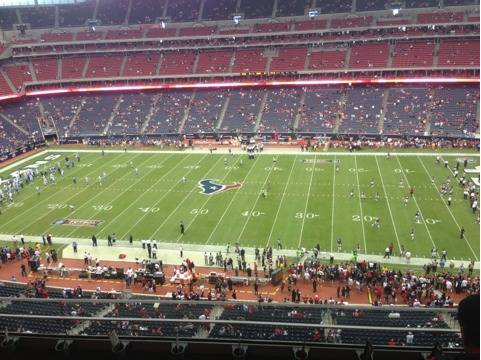 Texans PSL Loge 1 - Two great seats plus maroon lot parking pass - $10000 (Section 506, row K, seats 2021)