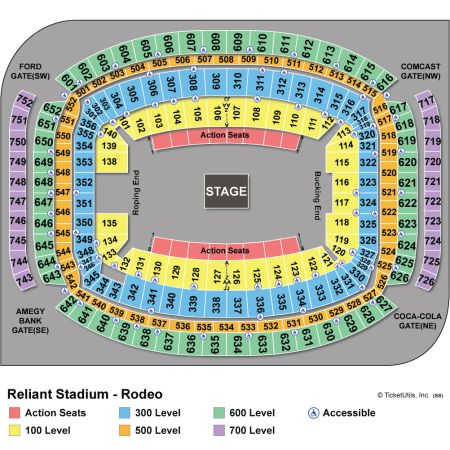 2 or 4 George Strait Houston Rodeo Tickets - $1 (Katy)