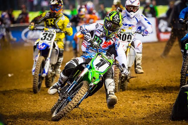 Monster Energy AMA Supercross Tickets at NRG Stadium on 04112015