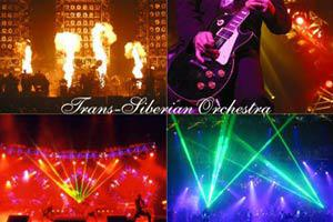 Trans-Siberian Orchestra Houston Tickets - 2 Shows - Toyota Center - Dec 18th - Find Great Seats