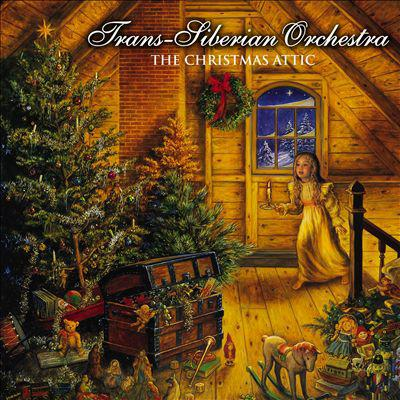 Trans-Siberian Orchestra The Christmas Attic Tickets at Toyota Center on 12192014
