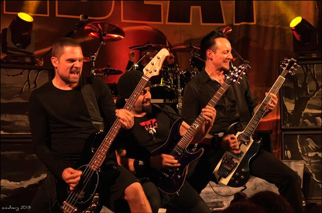 Volbeat Anthrax Tickets at Bayou Music Center on 05282015