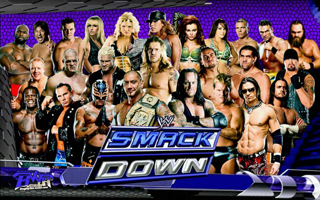 WWE SmackDown Tickets at Toyota Center - TX on 10282014