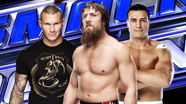 WWE SmackDown Tickets at Toyota Center on 10282014