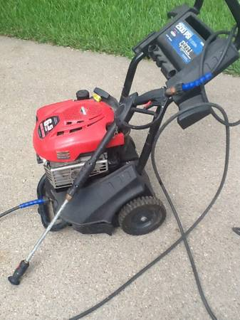 Pressure Washer Briggs Stratton - $100 (Sugar Land)