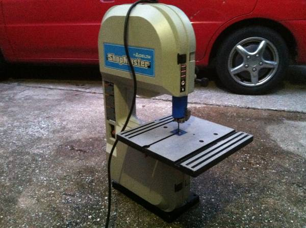 Delta SM400 9 Shopmaster Benchtop Band Saw ALMOST NEW - $85