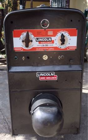1967 Lincoln SA 200 Redface Welder - $4200 (Pharr, Tx)