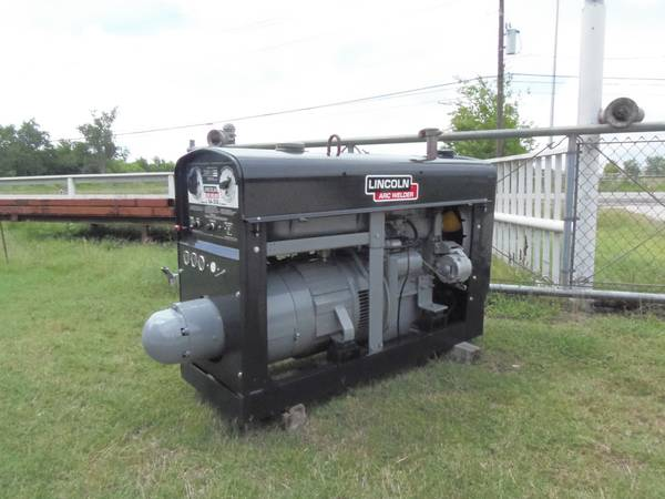 Custom SA-250 Lincoln Welder - $8500 (Pearland, Tx)