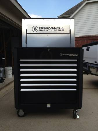 Cornwell custom Tool box - $1500 (Cypress)