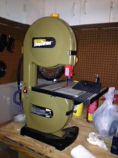 Rockwell Band Saw - $100 (katy tx)