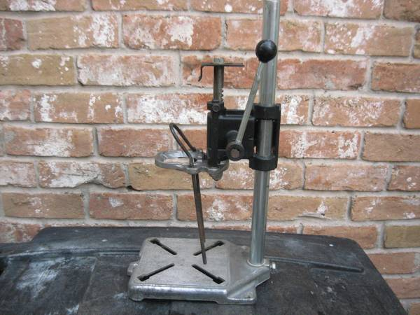 Craftsman Drill Press Stand to Mount Hand Drill - $45 (290 Beltway area)