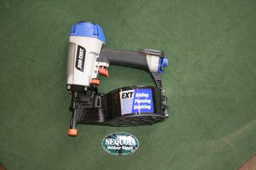 DUO-FAST COIL SIDING NAILER DF225C - $220 (Southeast Houston)