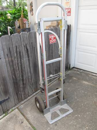 Magliner Aluminum CONVERTIBLE Hand Truck moving dolly - $150 (Katy)