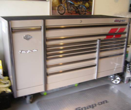 New Snap On Tool Box and tools - $15000 (Pearland)