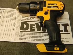 BRAND NEW DEWALT DCD780 20V MAX DRILL BARE TOOL - $85 (45 South and Beltway 8)