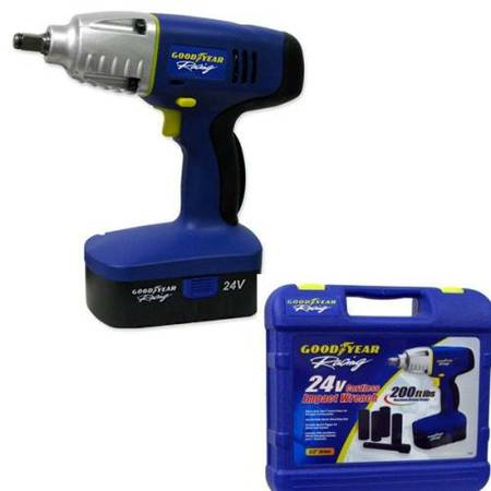 Goodyear Cordless Impact Wrench - x002490 (S MainKirby)