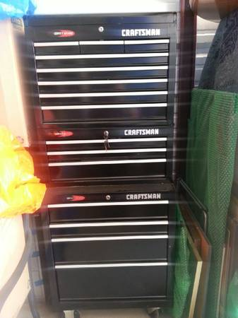 Craftsman Tool Chest, Quite Glide 15 Drawers NEW - $325 (conroe tx area)